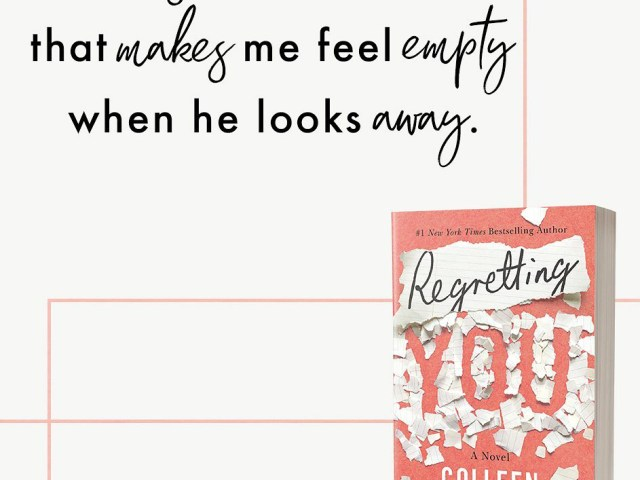 Regretting You by @colleenhoover #Q&A #Giveaway #Excerpt