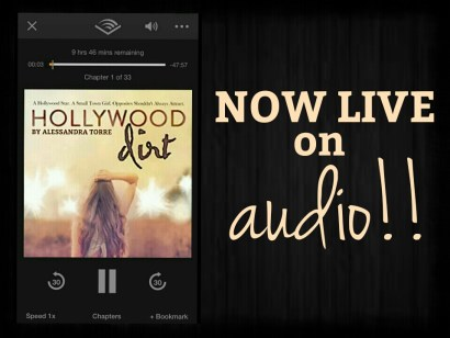 Hollywood Dirt on audio