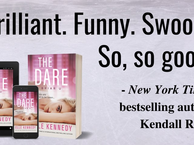 Available Now: The Dare @ElleKennedy | Review [@ninabocci]
