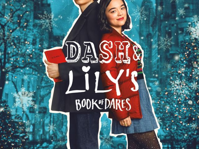 Review: Dash & Lily's Book of Dares by Rachel Cohn & David Levithan