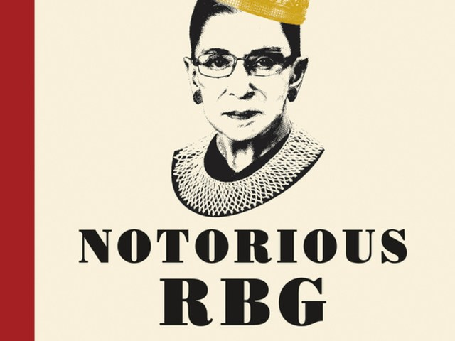 Review: Notorious RBG: The Life and Times of Ruth Bader Ginsburg by Irin Carmon