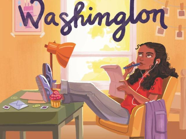 Review: From the Desk of Zoe Washington by Janae Marks