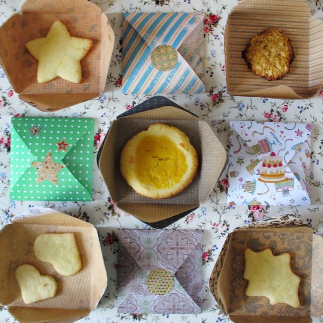 Как красиво упаковать печенье?