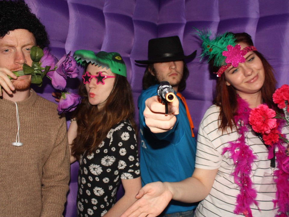 Party photo booth hire Motherwell