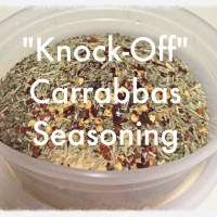 """Knock-Off"" Carabbas Italian Seasoning Blend"