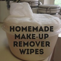 Homemade Make-Up Remover Wipes!