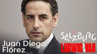 Juan Diego Flórez bei den Salzburger Festspielen 2020