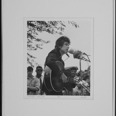 Bill_Woodley_Bob Dylan 24 July 1965 framed