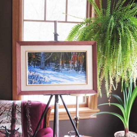 06_Scott_Rubie_Snow Shadows_acrylic on panel_2020_9 x 16 x ¼ in context