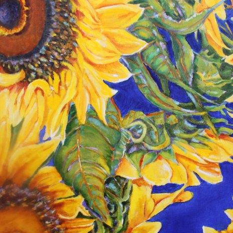 Chirstiane_Kingsley_Drinking-Sunshine-Detail1_oil