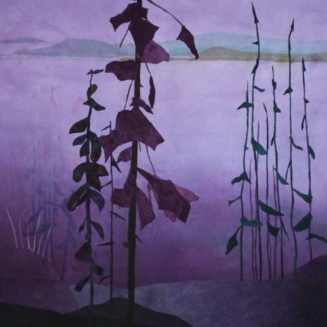 Sharon Collins_Requiem_Textiles_40x30x2_$800