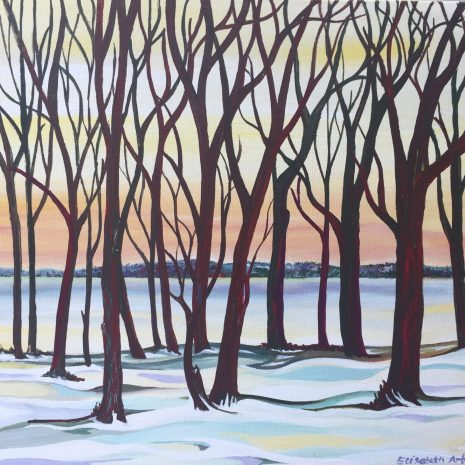 elisabeth_arbuckle_Frosted_River_acrylic
