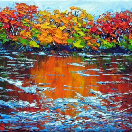 Margaret_Chwialkowska_Autumn_Breeze__Ottawa_River_
