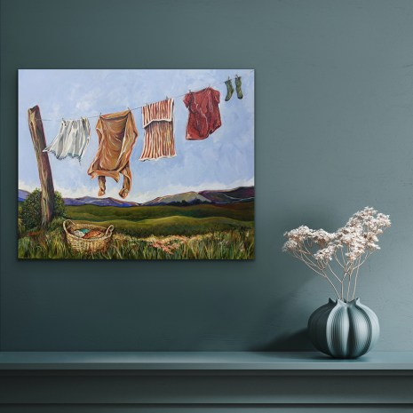elisabeth_arbuckle_Hanging_out_the_wash_acrylic_20