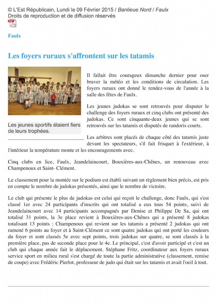 presse judo 2015