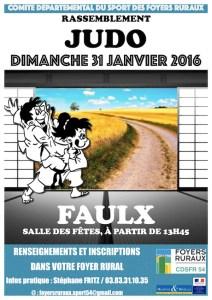 Foyers Ruraux - judo 2016