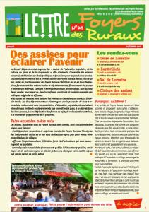 couverture Lettre N°24