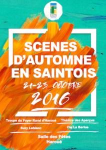 Scènes d'automne en Saintois