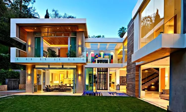 Modern Home Designs Vs Contemporary House Designs Similarities Difference