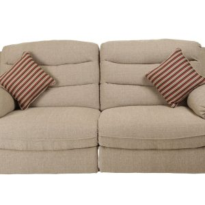 Stanford 3 Seater Manual Recliner