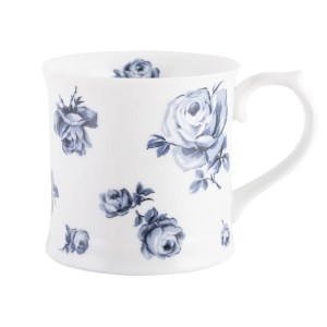 Creative Tops Katie Alice White Floral Mug