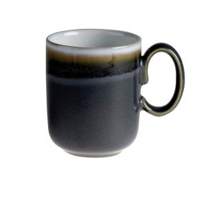 Denby Double Dip Mug Jet Grey