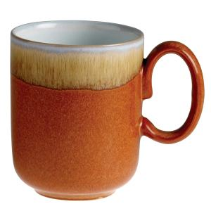 Denby Double Dip Mug Fire