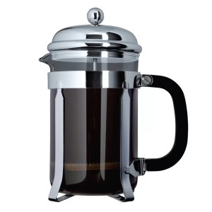 Grunwerg 12 Cup Cafetiere Plunger Coffee Maker