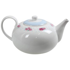 Afternoon Design Tea Pot
