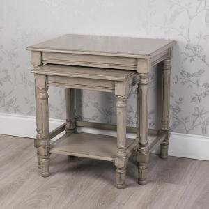 Oyster Grey Nest of Tables