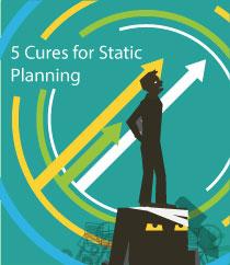 Ebook: Curas para un planificación estática