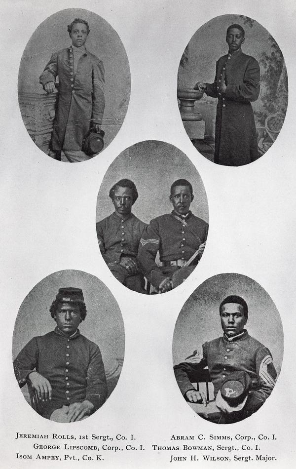 54th Massachusetts Volunteer Infantry Regiment