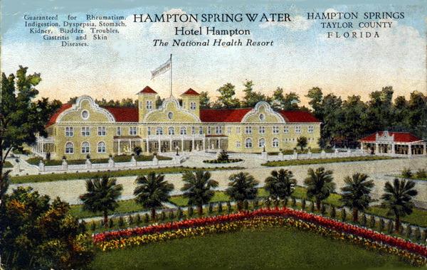Hampton Springs Hotel Ruins Florida I Uploaded Four