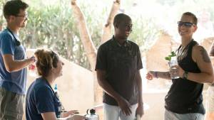image of help in Haiti