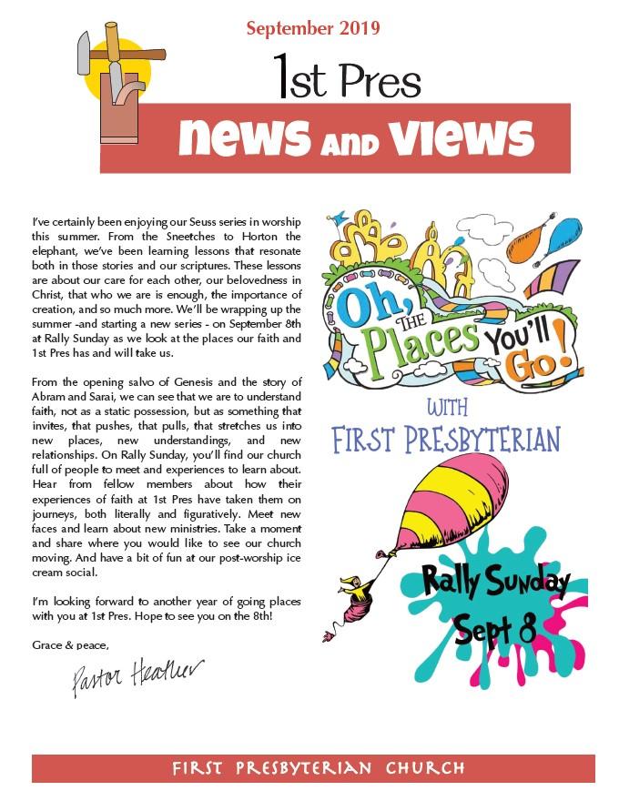 September News and Views image