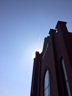 AF dark steeple