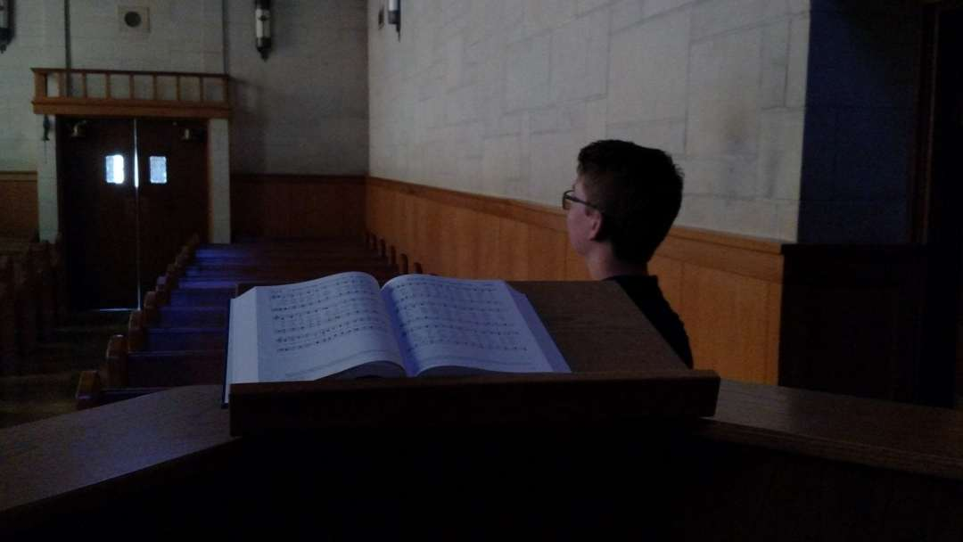 LC chapel hymnal