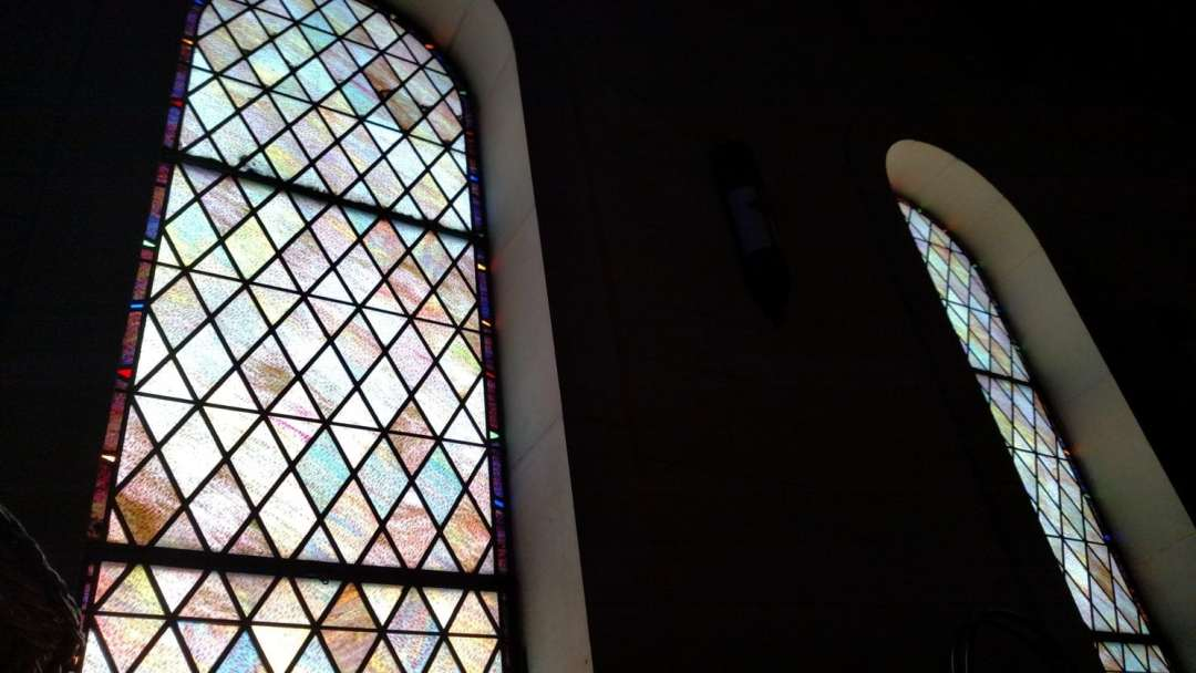 LC chapel windows