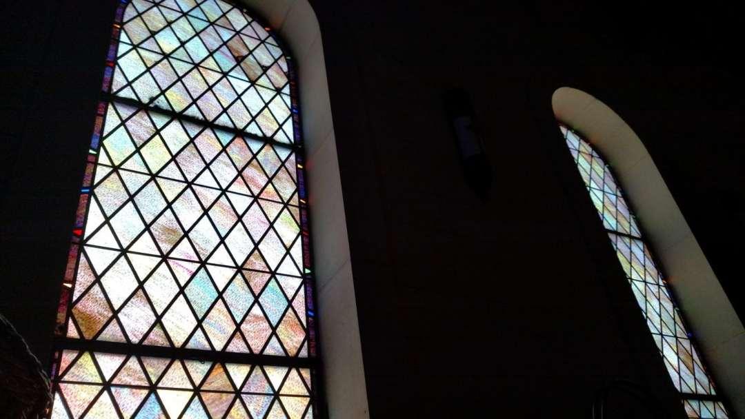 LC chapel windows