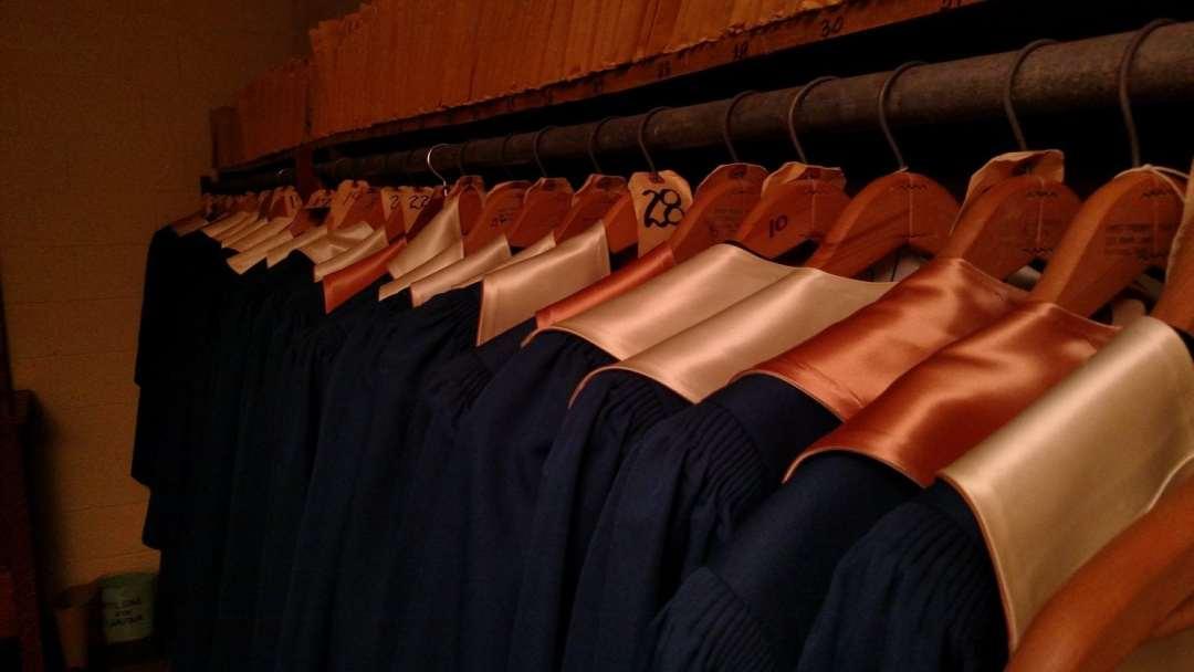 LC choir robes