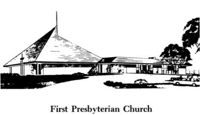 History – First Presbyterian Church