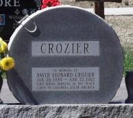 crozier grave