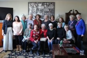 Nancy Boyd Friends Gathering