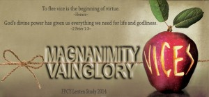 LENT GRAPHIC -Vainglory
