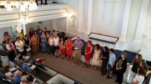 Adult Volunteers of Our Educatiaon Ministry