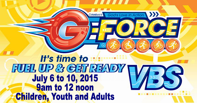 VBS 2015 - POST