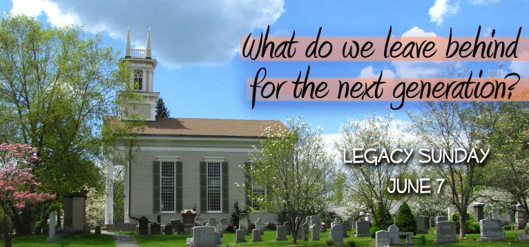 Legacy Sunday  Spring copy