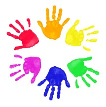kids-handprint-clipart-painted-hand-prints
