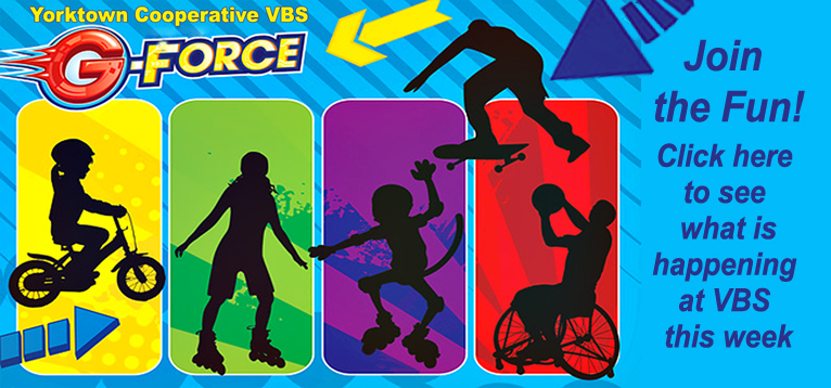 VBS 2015 This week! Graphic