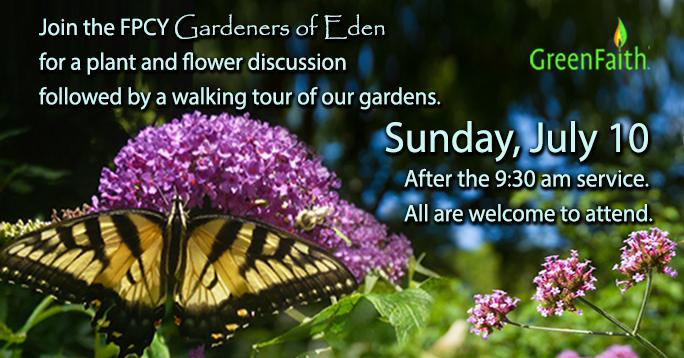 Butterfly Garden tour POST